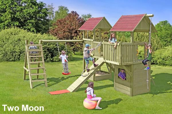 Klettergerüst Planer : Multi play